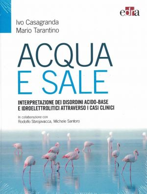 ACQUA E SALE ANESTESIA | Libreriascientifica.com