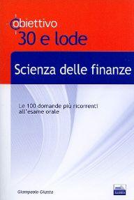 Cosciani scienza delle finanze