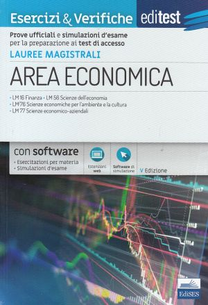 LAUREE MAGISTRALI AREA ECONOMICA AMMISSIONI | Libreriascientifica.com